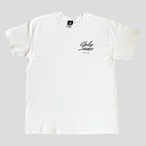 Chilly Source Logo Tee【White】