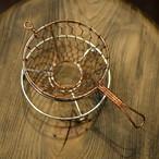 辻和金網 銅製手編みコーヒードリッパー (小)