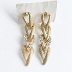 gold chain pierce[p-372]