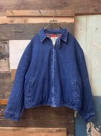 80's L.L.Bean Denim Blouson