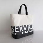 Tote Bag (S) / White  TSW-0014