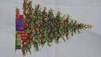 クロスステッチ クリスマスツリー