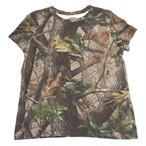 Real tree camouflage リアルツリーカモ 迷彩柄 Tシャツ