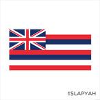 ハワイ州旗ステッカー