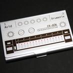 【カードケース】Acid CardCase Drumatix CR-606 カードケースリズムマシン  ver2.0