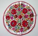 刺繍のテーブルマット マチョ-刺繍 ハンガリーカロチャ刺繍
