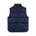 Cashball Puffer Vest(Navy)