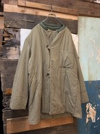 60's hungarian army remake liner jacket