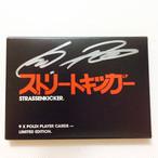 50箱限定!!!直筆サイン入りTrading Card/ (9枚入り)(箱つき)