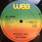 The Dukes  ‎– Mystery Girl