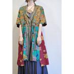 【RehersalL】 aloha gown (mint 22)/【リハーズオール】アロハガウン(ミント 22)