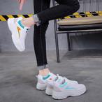 【shoes】合わせやすい配色ファッションスニーカー22404212