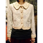 flower lace JKT
