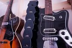 folklore -Secular change- / Black 【ウロコのようなギターストラップ 】