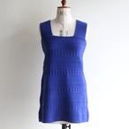 KAYLE【womens 】wool knit mini dress