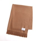 THE INOUE BROTHERS/Woven Stole/Camel