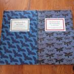 ヴィンテージ図鑑2冊セット 小さな猛禽類の本&小さな夜の蝶の本(C)