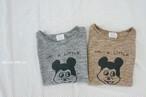 《韓国子供服》マウスTシャツ
