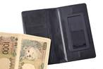 柴犬紙幣 手帳型スマホケース