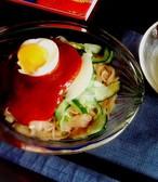 <ピビン麺のタレ&ととり冷麺のセット>