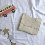 [sale]play with me! Tシャツ<086>