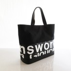 Tote Bag (S) / Black  TSB-0007