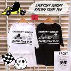 EVERYDAY SUNDAY RACING TEAM TEE(エブサンレーシングT)