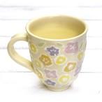 【モリーさん】花柄マグカップ/マグカップ