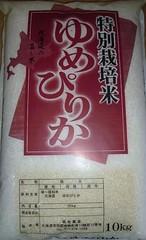 令和元年度産 北海道産 特別栽培ゆめぴりか【30kg】