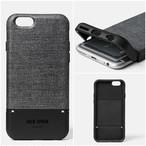 [iPhone 6/6s] Jack Spade カード入れ内蔵 OXFORD iPHONE 6ケース