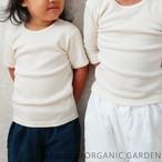 オーガニックコットン綿100%/半そでTシャツ (P-10054)