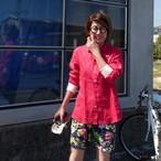BICYCLE  リネンワークシャツ