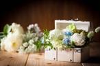 【花のプレゼント】ボックスアレンジメント