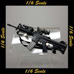 【00906】 1/6 ホットトイズ M4 ライフル