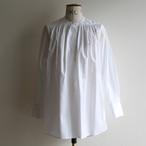 TENNE HANDCRAFTED MODERN【 womens 】horizontal tuck shirt