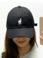 LAボールキャップ ボールキャップ キャップ 韓国ファッション