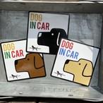 Dog in Car マグネットシート