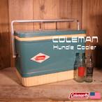 COLEMAN コールマン ビンテージ ハンドルクーラー アクアブルー 1963年11月製造 [BL01]