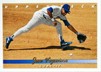 MLBカード 93UPPERDECK Jose Vizcaino #211 CUBS