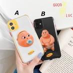 【オーダー商品】Cute big baby iphone case