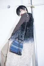 No.101-07  SHOULDER  BAG-8 HOLE