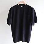 KAPTAIN SUNSHINE【 mens 】hitwist pique knit