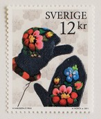 手袋 / スウェーデン 2011