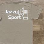 【再入荷/限定】JSロゴ Tシャツ/サンドカーキ
