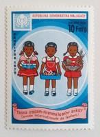国際児童年 / マダガスカル 1979
