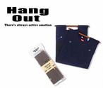 HangOut(ハングアウト) ログキャリー LGC-400 (単品 スタンドなし) 折り畳み コンパクト 薪 キャリー バッグ 持ち運び アウトドア キャンプ グッズ