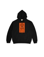"XENO x BAKI Collaboration Hoodie ""OLIVA"" Black"