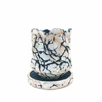 raraiuvant 陶器鉢 ライトブラウン Sサイズ GA025-120BR