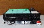 MD レコーダー DENON DMD-800-B リモコン付き・録音良好・完動品