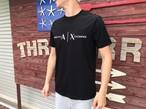 ARMANI EXCHANGE Tシャツ(black)